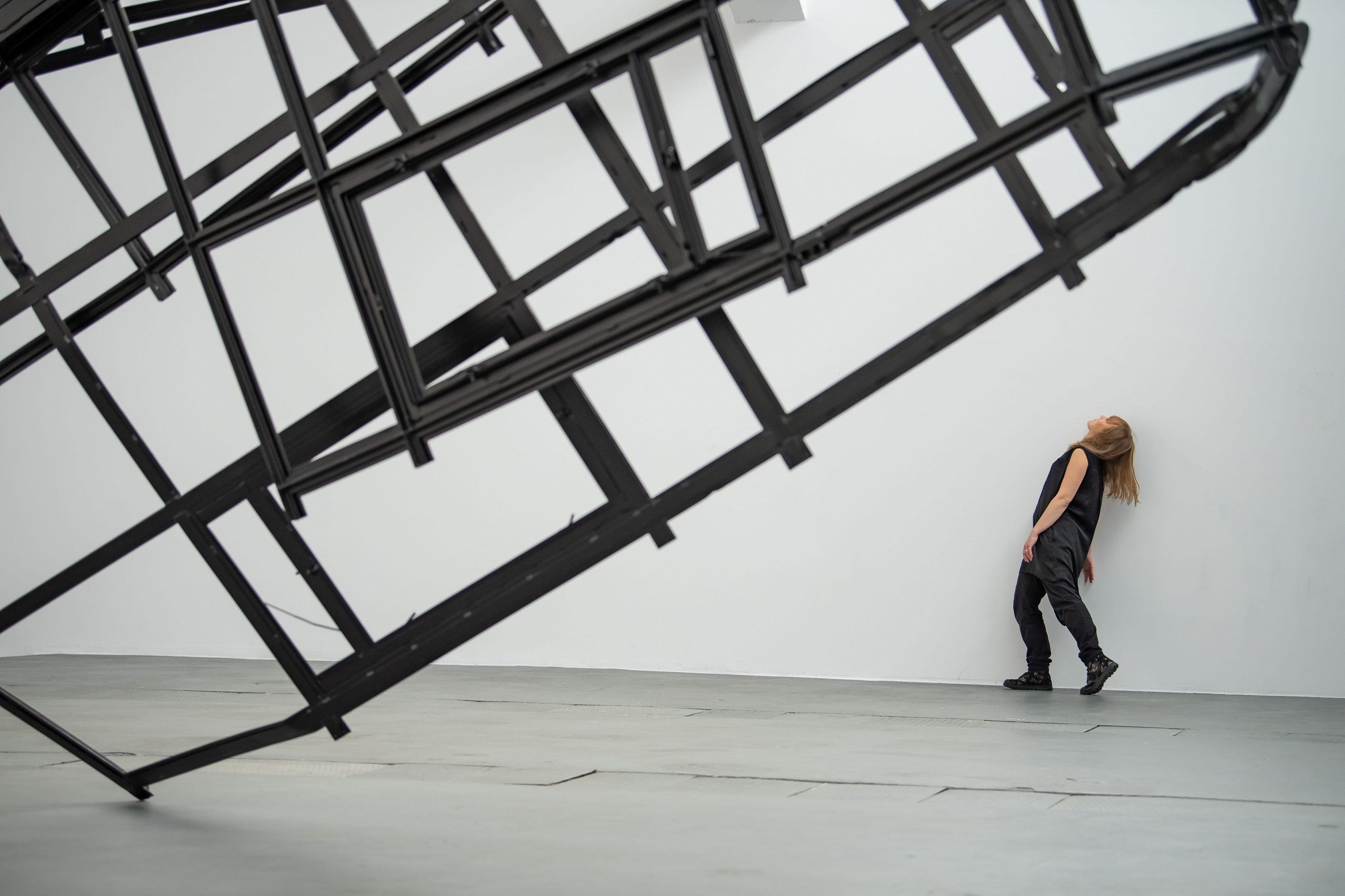 Monika Sosnowska's Façade
