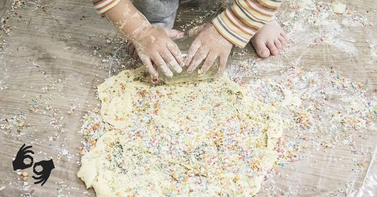 Ćwiczenia z wolności | rodzinne warsztaty sensoryczne