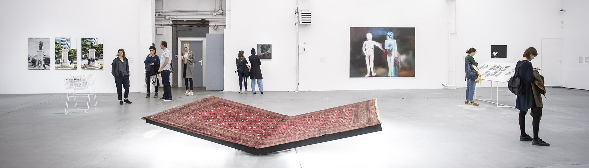 O galerii Współpraca