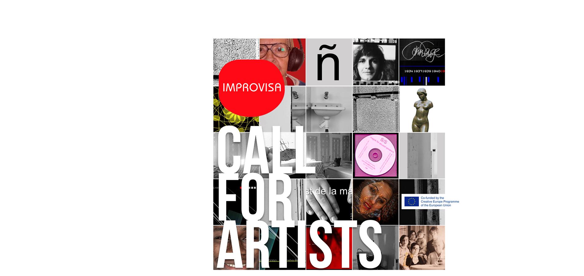 Zaimprowizuj sztukę! Open call dla artystów