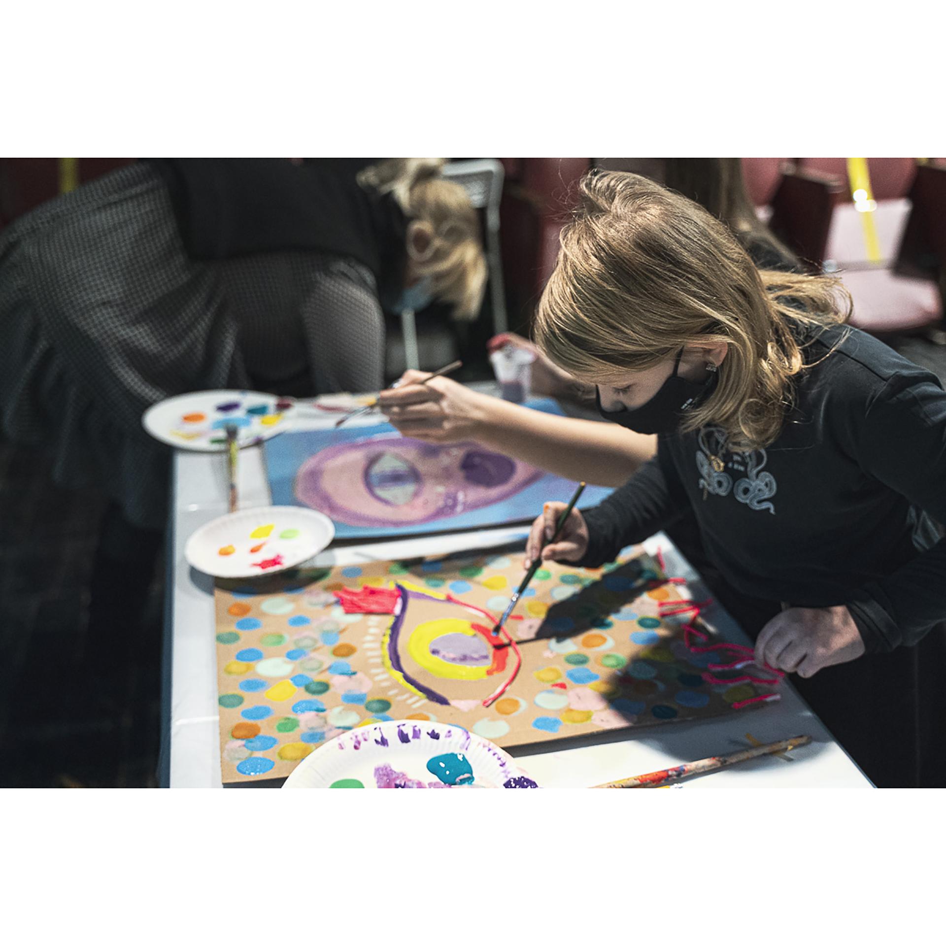 Nie sztuka poznać sztukę | warsztaty rodzinne dla dzieci w wieku 9–12 lat