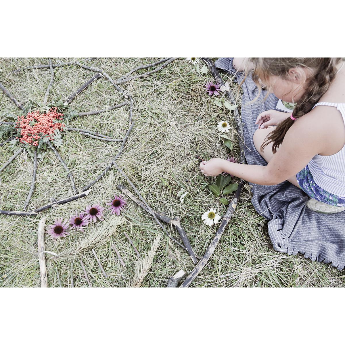 Rosnąca Sztuka | warsztaty rodzinne dla dzieci w wieku 5–8 lat