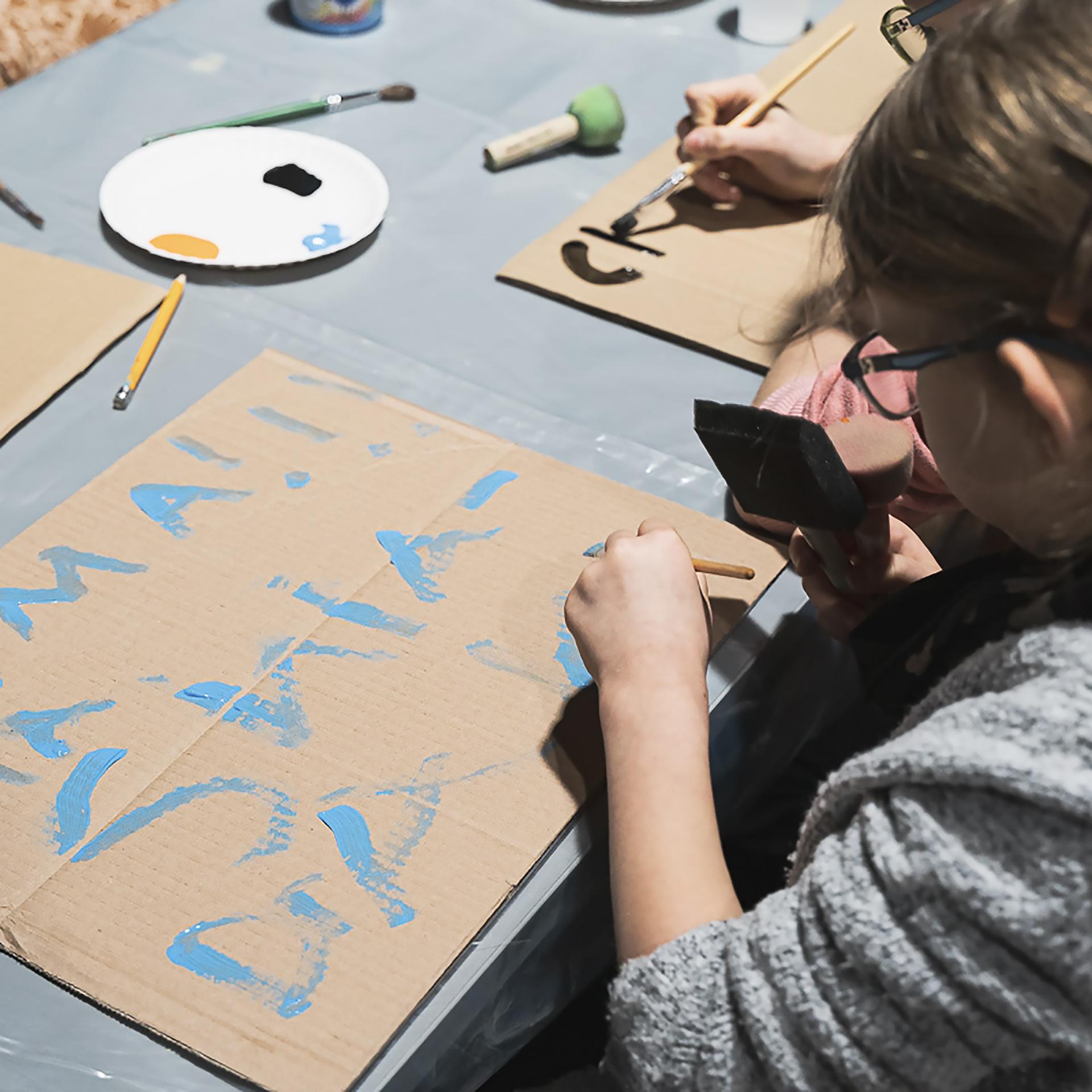 Sobota w Labiryncie   warsztaty rodzinne dla dzieci w wieku 7-12 lat