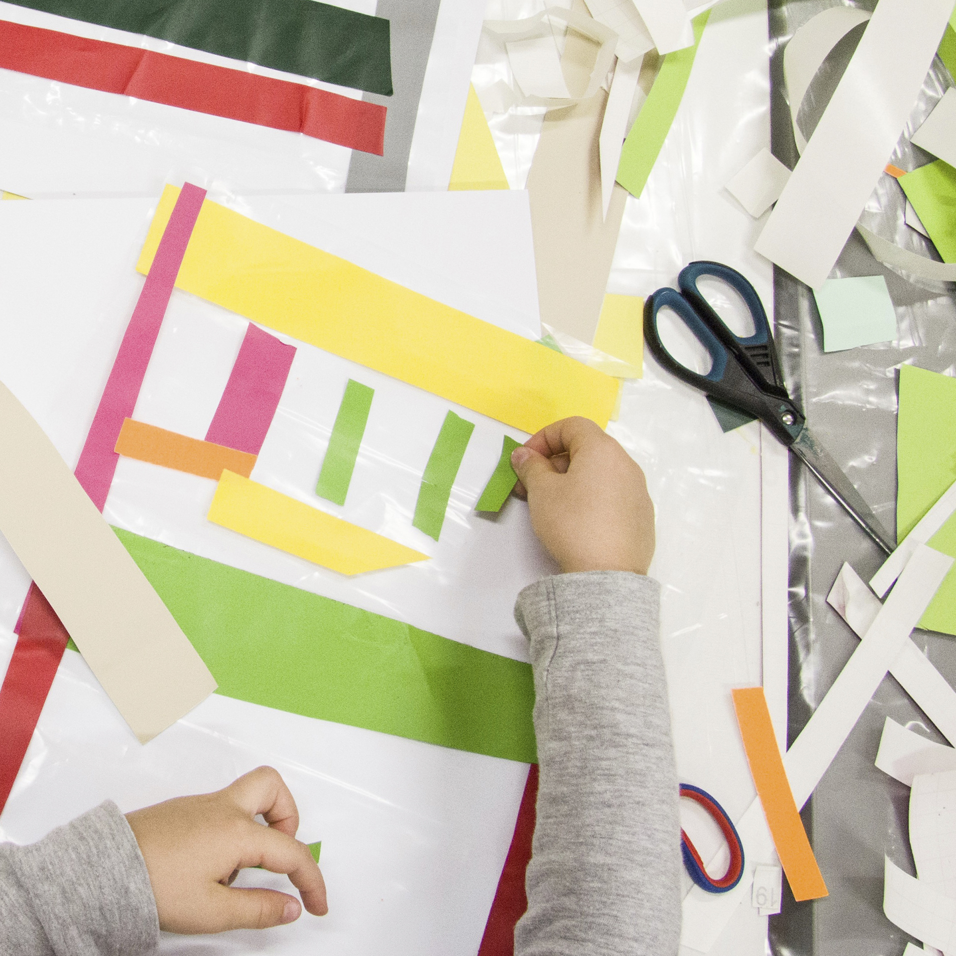Zakamarki sztuki   warsztaty rodzinne dla dzieci w wieku 5-8 lat
