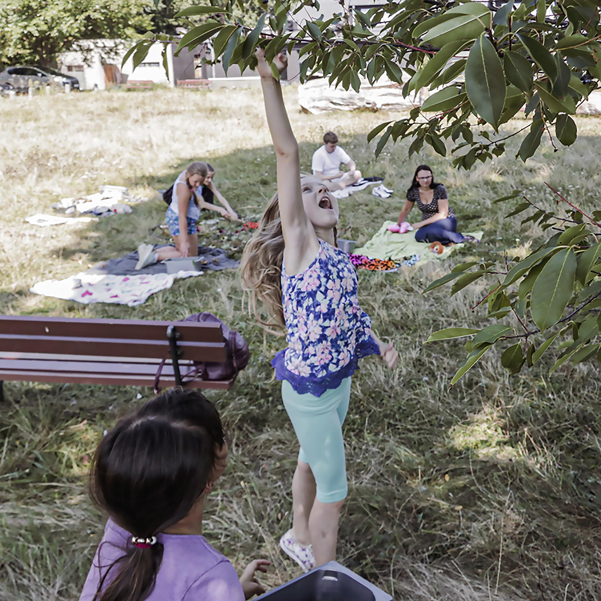 Tańczmy w kontakcie  warsztaty rodzinne dla dzieci w wieku 3-6 lat