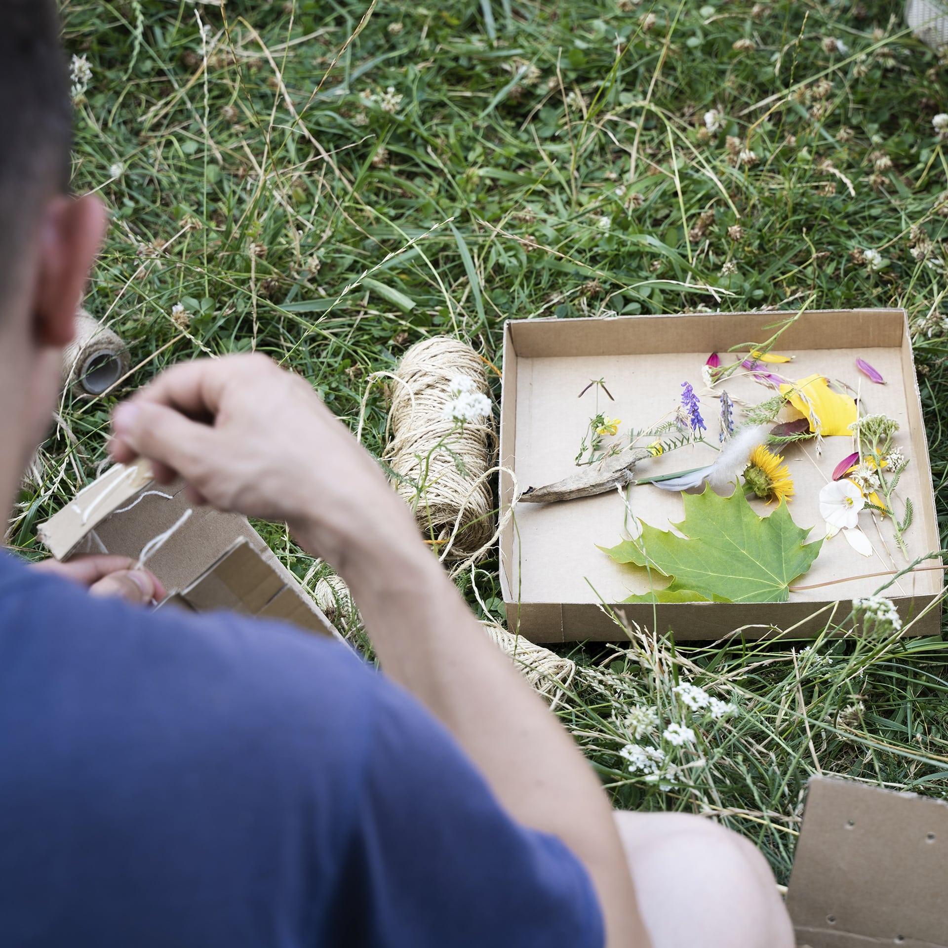 Rosnąca sztuka   warsztaty rodzinne dla dzieci w wieku 5–8 lat