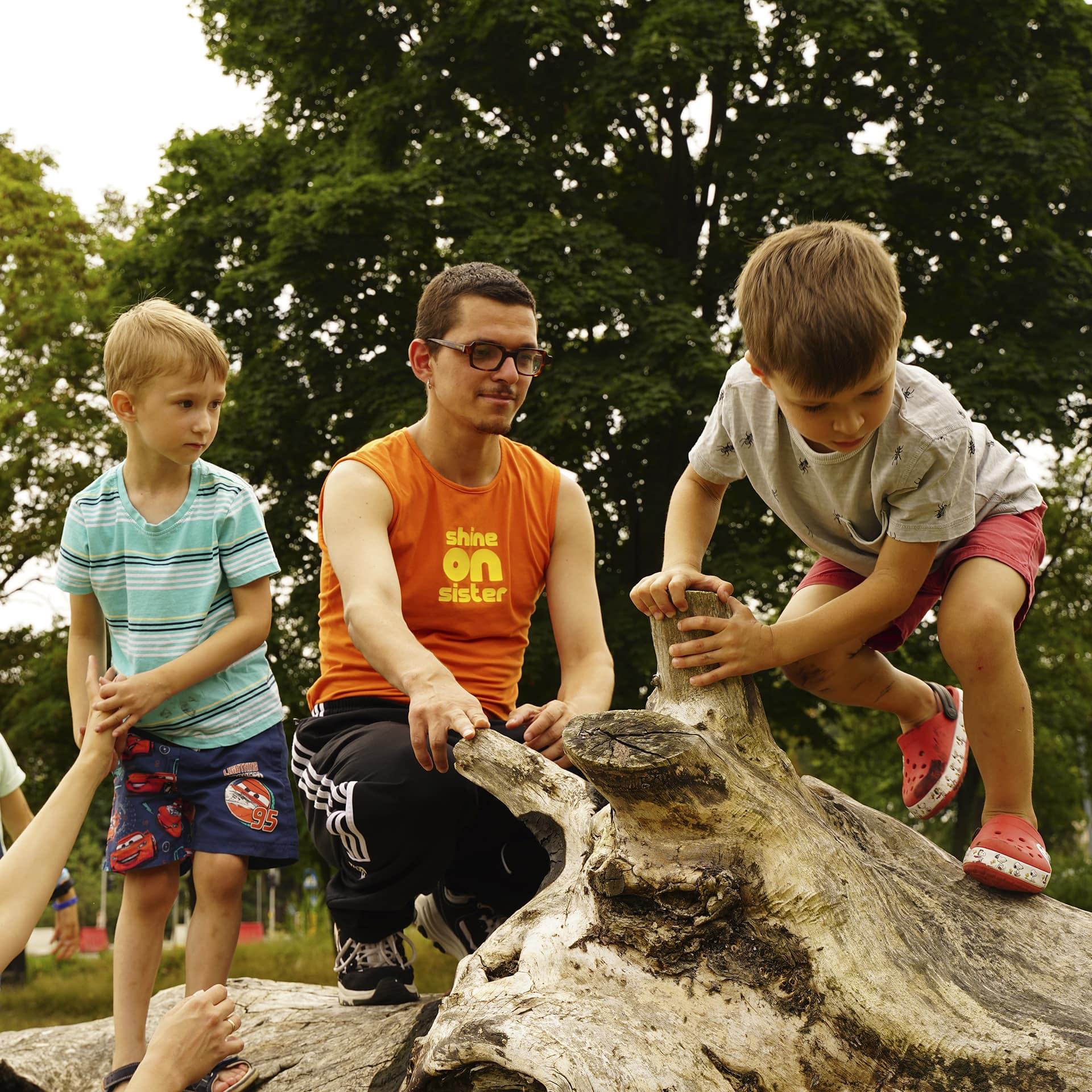 Tańczmy w kontakcie   warsztaty rodzinne dla dzieci w wieku 3–6 lat