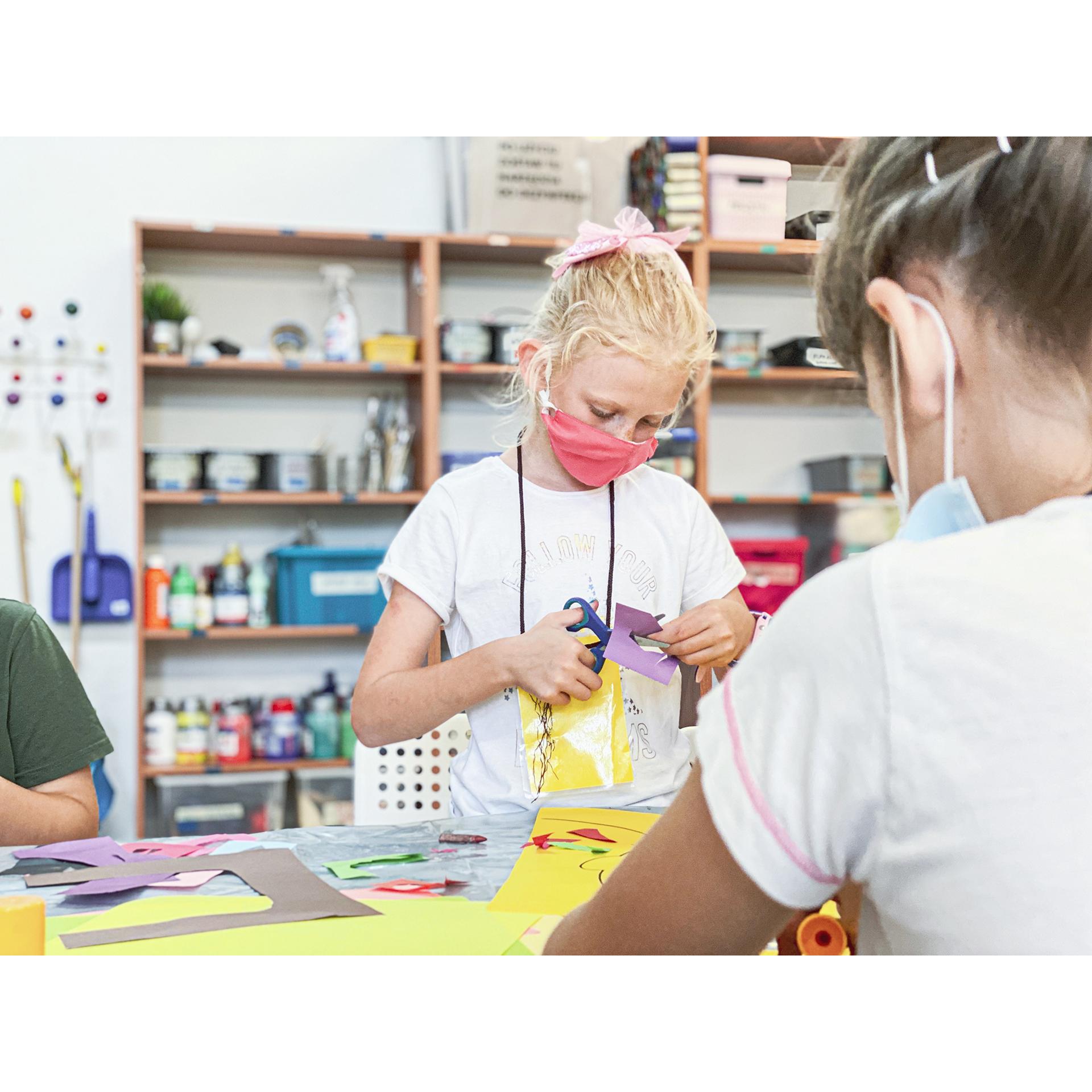 Sobota w Labiryncie | warsztaty rodzinne dla dzieci w wieku 7–12 lat